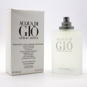 ТЕСТЕР GIORGIO ARMANI ACQUA DI GIO FOR MEN EDT 100ml