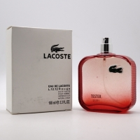 ТЕСТЕР LACOSTE L.12.12 ROUGE FOR MEN EDT 100ml