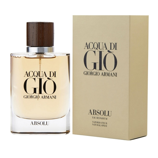 купить мужские духи Giorgio Armani Acqua Di Gio Absolu For Men Edp