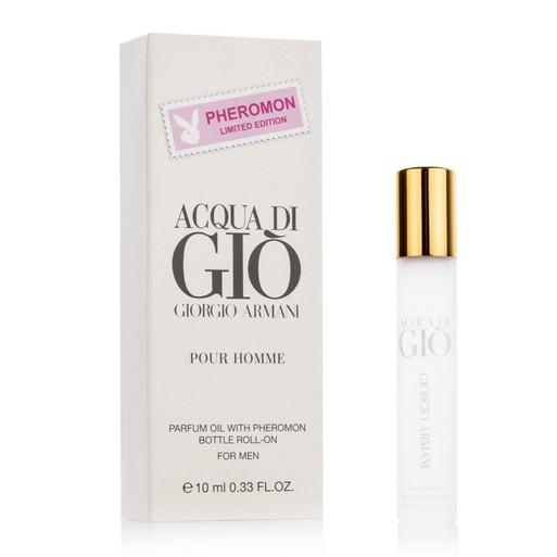 купить мужские духи Giorgio Armani Acqua Di Gio For Men Parfum Oil