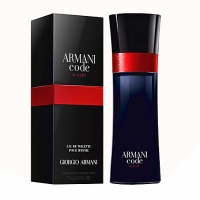 GIORGIO ARMANI CODE A-LIST FOR MEN EDT 75ml