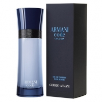 GIORGIO ARMANI CODE COLONIA FOR MEN EDT 125ml