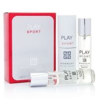 GIVENCHY PLAY SPORT FOR MEN EDT 3x20ml