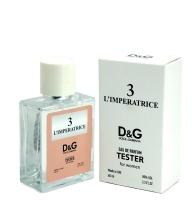 ТЕСТЕР DOLCE & GABBANA 3 L'IMPERATRICE FOR WOMEN 60 ml