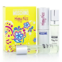 MOSCHINO CHEAP&CHIC HIPPY FIZZ FOR WOMEN EDT 3x20ml