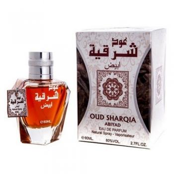 OUD SHARQIYA ABIYAD FOR MEN EDP 80ml