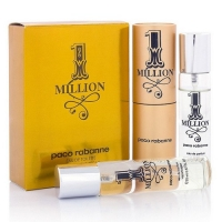 PACO RABANNE 1 MILLION FOR MEN EDT 3x20ml