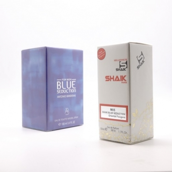 SHAIK M 05 (ANTONIO BANDERAS BLUE SEDUCTION FOR MEN) 50ml