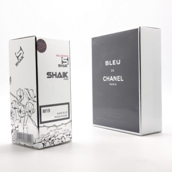 SHAIK M 19 (CHANEL BLEU FOR MEN) 50ml