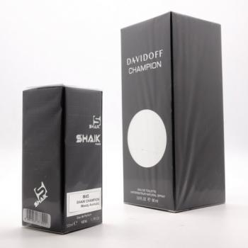 SHAIK M 45 (DAVIDOFF CHAMPION FOR MEN) 50ml