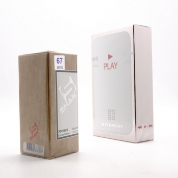 SHAIK M 67 (GIVENCHY PLAY FOR MEN) 50ml