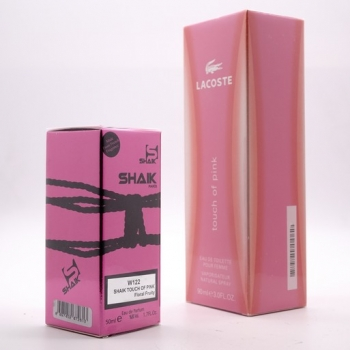 SHAIK W 122 (LACOSTE TOUCH OF PINK FOR WOMEN) 50ml