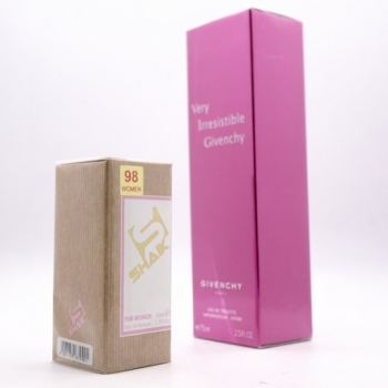 SHAIK W 98 (GIVENCHY VERY IRRESISTIBLE FOR WOMEN) 50ml