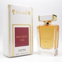 SILVANA BACARAT 540 (MAISON FRANCIS KURDJIAN BACCARAT ROUGE 540 UNISEX) 80ml