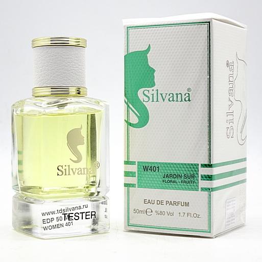 Silvana W 401 Hermes Un Jardin Sur Le Nil Women 50ml купить в