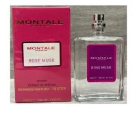 ТЕСТЕР MONTALE ROSE MUSK ESSENCE FOR WOMEN 100 ml