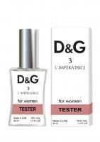 ТЕСТЕР D&G L' IMPERATRICE 3 FOR WOMEN 35 ML