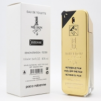 ТЕСТЕР PACO RABANNE 1 MILLION INTENSE FOR MEN EDT 100ml